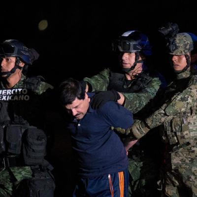 Policía que capturó a
