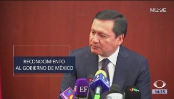 Foto: Faltó Reconocimiento México Capturas Chapo 13 de Febrero 2019