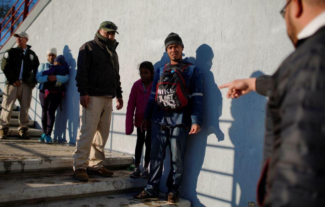 Foto: Diversas familias permanecen en Tijuana, Baja California, a la espera de su cita migratoria para pedir asilo, del 16 de febrero de 2019