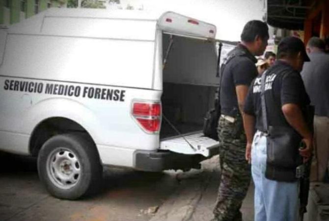 Foto: Un estadounidense murió y otro resultó lesionado en Acapulco cuando fueron atacados por seis hombres armados, febrero 2 de 2019 (Twitter: @postamx)