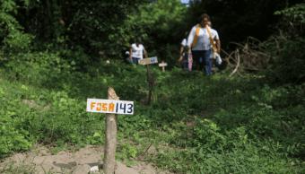 FOTO Guardia Nacional vs búsqueda de desaparecidos, análisis Despierta Colinas de Santa Fe octubre 2018