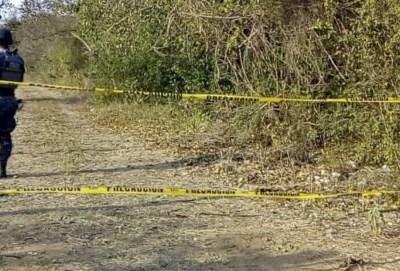 Suman 69 cuerpos hallados en 49 fosas clandestinas en Tecomán, Colima