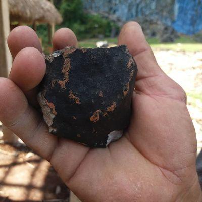 Reportan caída de meteorito en Cuba