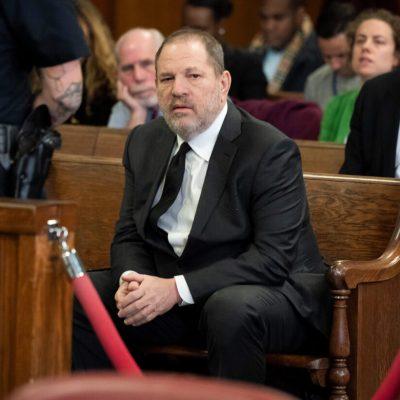 """FOTO: La Fiscalía de Nueva York presenta a Weinstein como un """"monstruo depredador"""", el 22 enero de 2020"""