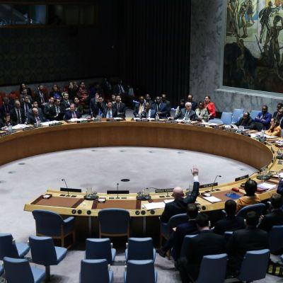 Rusia y China vetan en la ONU resolución de EEUU sobre Venezuela