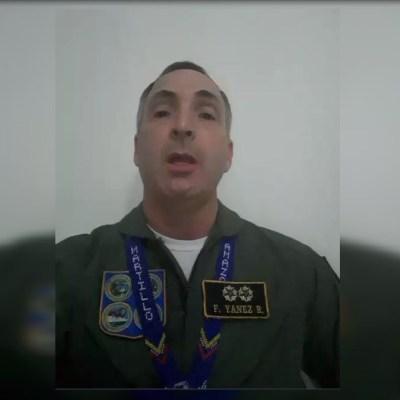 General de aviación venezolana reconoce a Guaidó como presidente