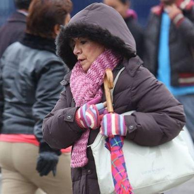 Frente frío 35 mantendrá bajas temperatura en gran parte de México