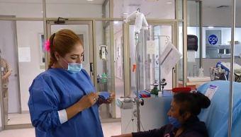 Foto: Fundación ayuda tratar cáncer , el 5 de febrero 2019