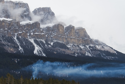 foto Montañas Apalaches en Canadá