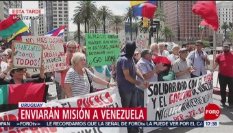 Foto: Grupo de contacto enviará misión a Venezuela