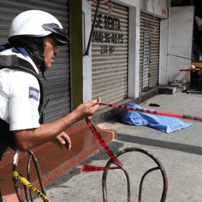 Cifra de homicidios en México rompe récord en enero