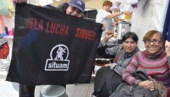 Foto: Suspensión de labores en la Universidad Autónoma Metropolitana continúa, Ciudad de México, febrero 9 de 2019 (Notimex)