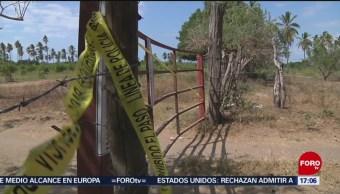 Foto: Identifican a mujeres entre restos hallados en Colima