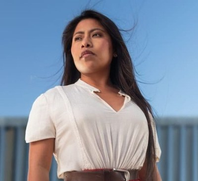 Yalitza Aparicio: estoy orgullosa de ser una indígena oaxaqueña