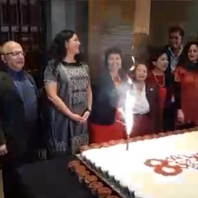 INAH celebra 80 años de existencia
