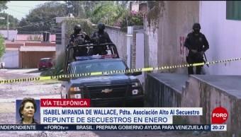 Foto: Secuestros México Alto Al Secuestro 19 de Febrero 2019