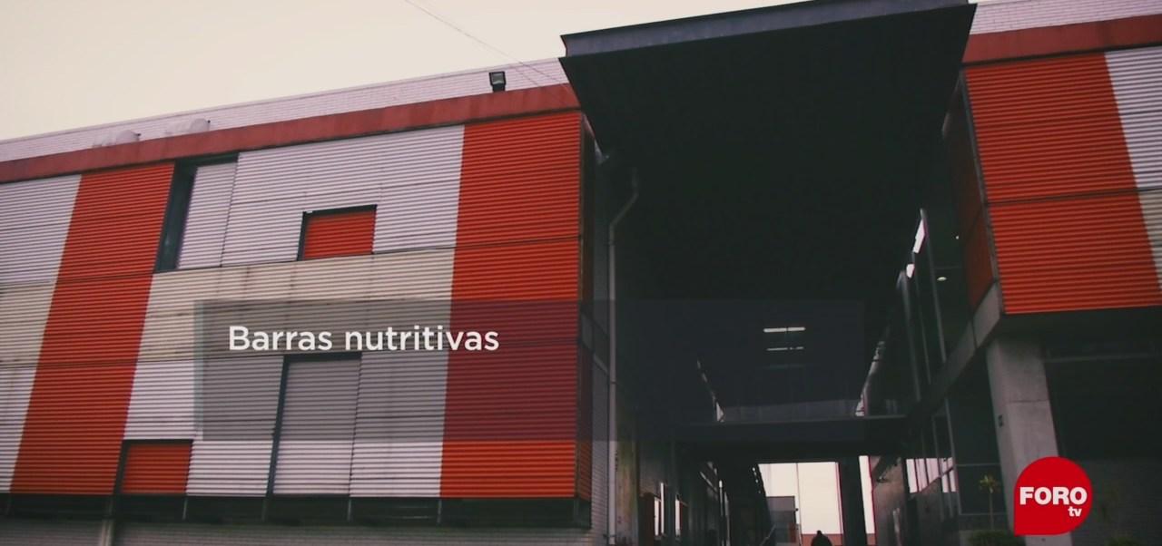 FOTO: Ingeniera de la UNAM crea barras nutritivas, 24 febrero 2019