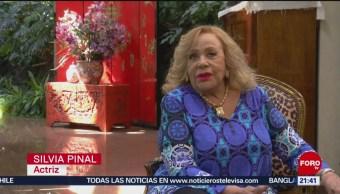 Foto: Serie Sobre Vida Silvia Pinal 20 de Febrero 2019