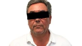 Jorge Torres López, exgobernador de Coahuila, detenido y buscado por la DEA