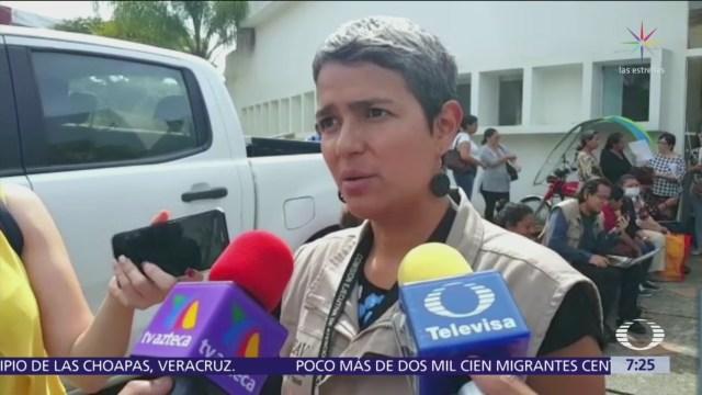 Karla Quintana, titular de Comisión Nacional de Búsqueda de Personas