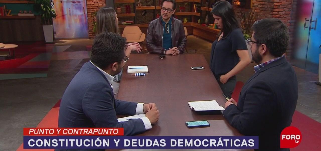 Foto: Constitución También Será Transformada AMLO 6 de Febrero 2019