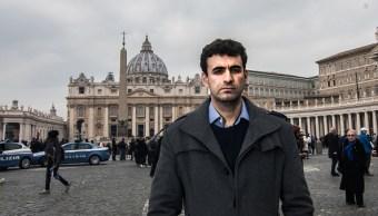 Foto:Miguel Hurtado fue victima de abuso sexual por parte de un monje en España, 21 febrero 2019