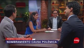 Foto: Polémica Ronda Nombramientos Conacyt 12 de Febrero 2019