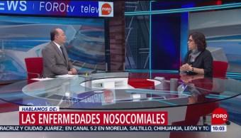 FOTO: Las infecciones nosocomiales, 17 febrero 2019