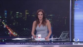 Las noticias, con Danielle Dithurbide: Programa del 18 de febrero del 2019