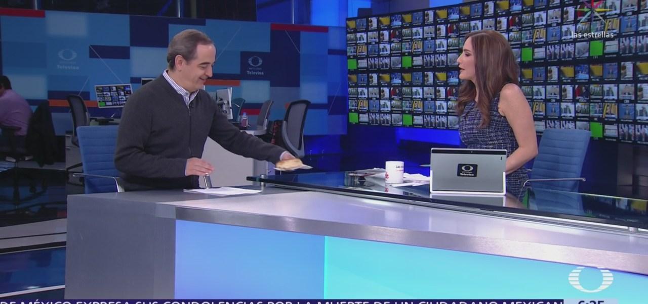 Las noticias, con Danielle Dithurbide: Programa del 20 de febrero del 2019