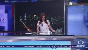 Las noticias, con Danielle Dithurbide: Programa del 22 de febrero del 2019