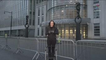 Las noticias, con Danielle Dithurbide: Programa del 8 de febrero del 2019