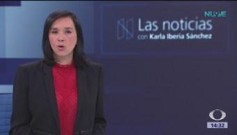 FOTO: Las Noticias, con Karla Iberia: Programa del 4 de febrero del 2019, 4 febrero 2019