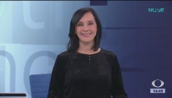 Foto: Las Noticias con Karla Iberia Programa del 6 de febrero del 2019