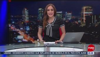 Foto: Las Noticias Danielle Dithurbide 20 de Febrero 2019