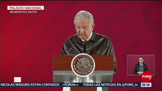 López Obrador anuncia resultados sobre consulta de la Termoeléctrica de Huexca