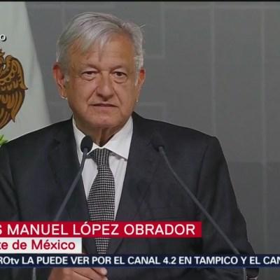 López Obrador en la reunión ordinaria del CCE