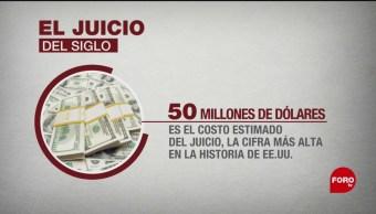 Fotos: Los datos del juicio contra 'El Chapo'