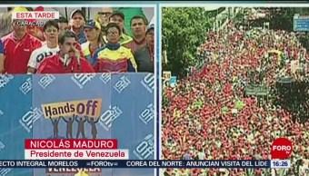 FOTO: Maduro rompe relaciones diplomáticas con Colombia, 23 febrero 2019