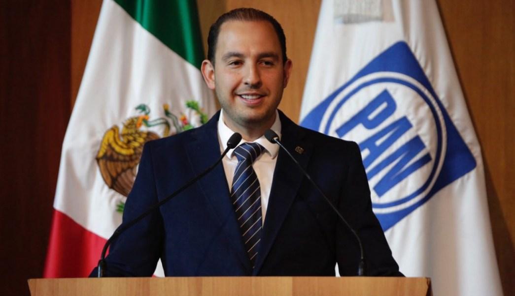 marko cortés, termoeléctrica, consulta, huexca,gobierno federal, Partido Acción Nacional, 24 febrero 2019