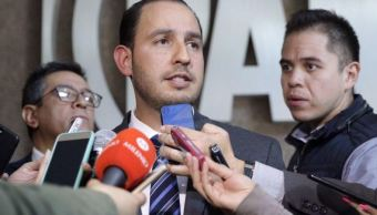 Imagen: Marko Cortés Mendoza, presidente del Comité Ejecutivo Nacional del PAN