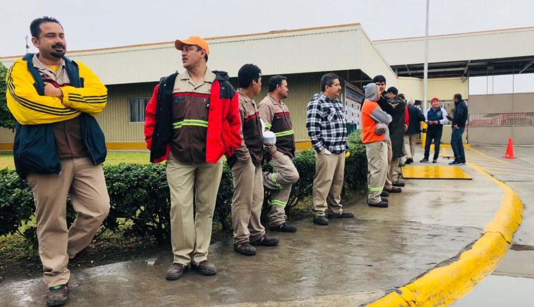 Continúan 27 paros en maquiladoras de Matamoros y cuatro emplazamientos a huelga