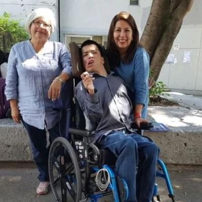 UNAM incorpora a primer profesor con parálisis cerebral