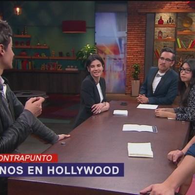 Mexicanos que hacen historia en Hollywood