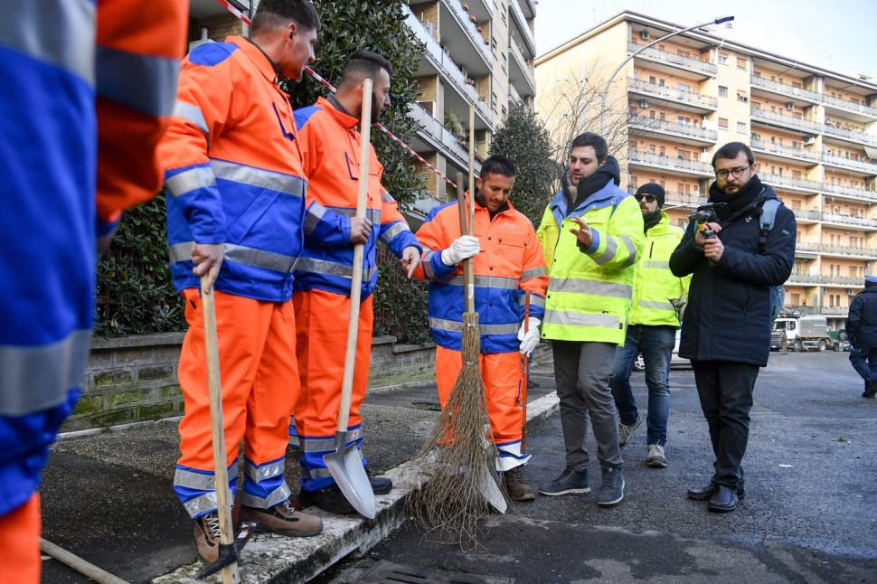 'Mi riscatto per Roma' es un novedoso programa que permite a los presos de las cárceles de esa ciudad aprender un nuevo oficio (Roma Fanpage)