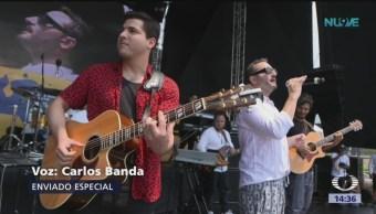 Foto: Miles asisten a concierto por Venezuela en Cúcuta