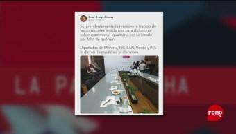 Foto: Morena Pan Paparrucha Día Fake 14 de Febrero 2019