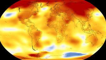 Imagen: El cambio climático traerá un cambio de color a la mitad de los océanos del mundo para el final del siglo 21, el 9 de febrero de 2019