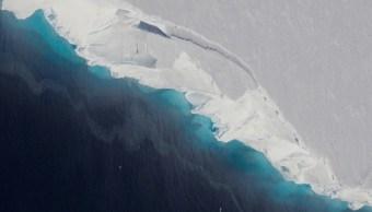 Derretimento-glaciares-deshielo-Cambio-climatico-Calentamiento-global-nasa-wheater-clima-Antartida, 6 de febrero 2019, Ciudad de México