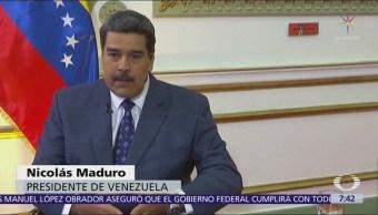 Nicolás Maduro dice que no dejará la Presidencia de Venezuela